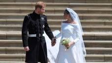 El guiño que nadie vio en las fotos de boda del Príncipe Harry y Meghan Markle