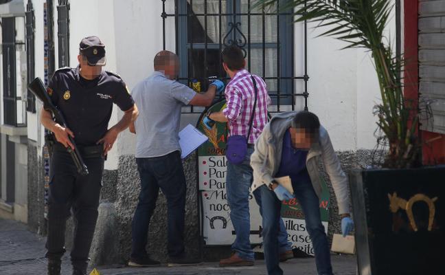 El autor de los disparos en el Albaicín tuvo una pelea la noche anterior en un bar