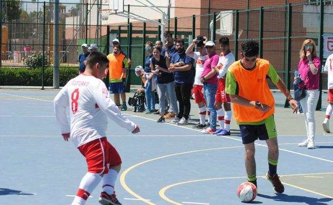 Goles para dar más visibilidad al deporte de la discapacidad intelectual