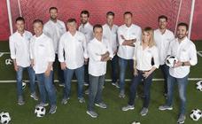 Sorpresa en el equipo de narradores de Mediaset para el Mundial