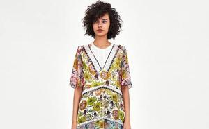 3 vestidos florales de Zara que querrás lucir este verano