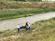 Aparece el cadáver de un individuo en la orilla del río por el Camino de Purchil
