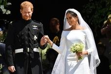 El vestido de boda de Meghan Markle, disponible en Zara por 25€: corre que se agota
