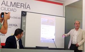 Almería Ciudad, nueva 'app' municipal para saber en tiempo real el estado de las playas