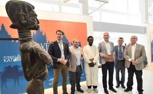 La Biblioteca de Andalucía acoge desde hoy una exposición sobre el Fondo Kati