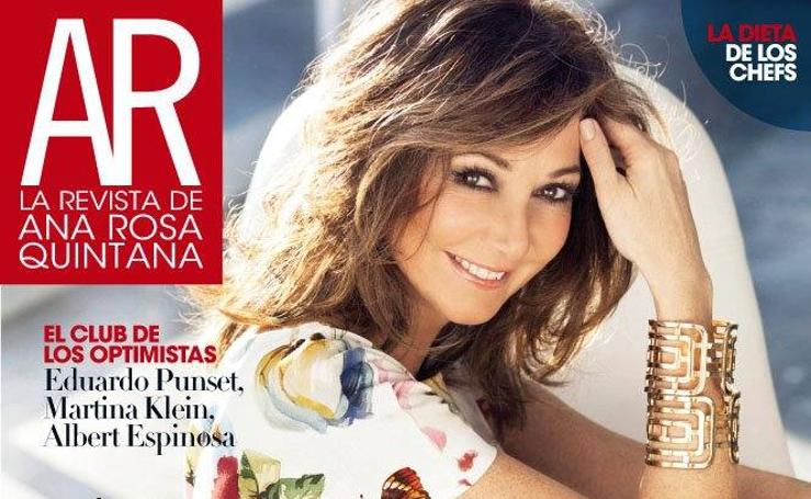 19 portadas de la revista de Ana Rosa que llega a su fin