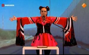 La parodia de la ganadora de Eurovisión por la que Israel se ha enfadado