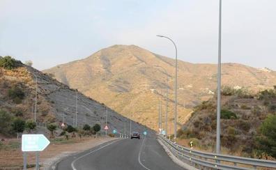 La Herradura consigue que se ilumine el acceso a la autovía tras una década de reivindicaciones