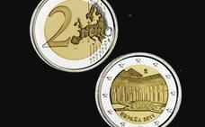 La rara moneda de dos euros de la Alhambra que ha triplicado su valor