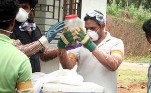 Alertan de la expansión de un nuevo virus: no tiene cura y ha matado ya a 12 personas