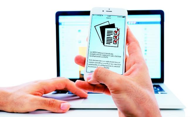 Las 58.436 empresas de Granada se enfrentan desde hoy a nuevas normas de protección de datos