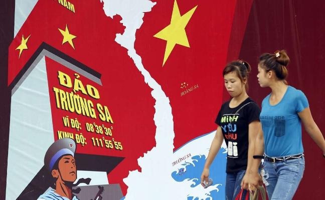 La camiseta que ha tenido que ser retirada por «ofender a China»