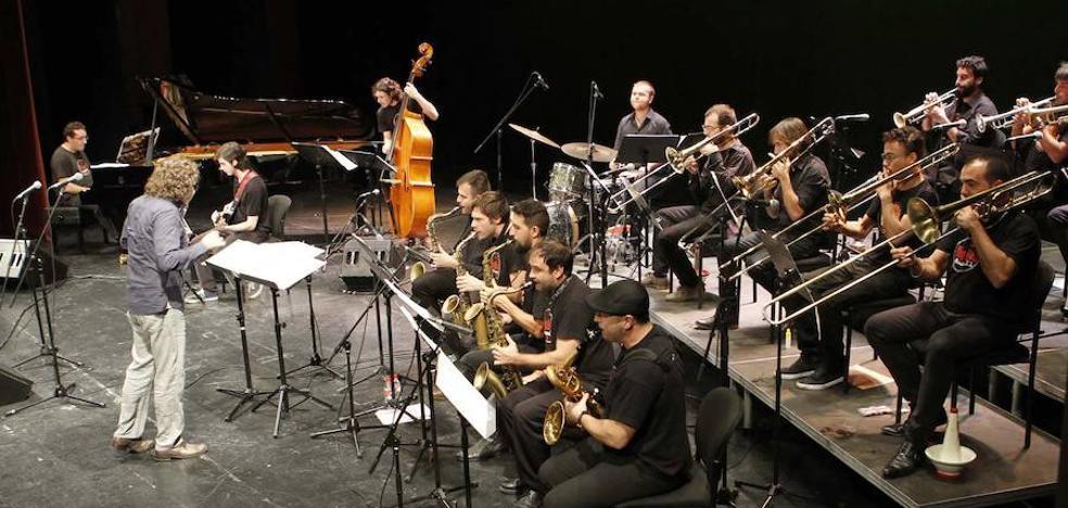 Almería suena a big band