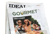 El suplemento 'Andalucía Gourmet' se entregará este sábado con IDEAL