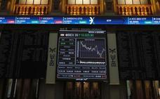 La inestabilidad política arrastra al IBEX, que pierde el 2%