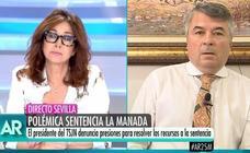 La dura crítica del abogado de 'La Manada' en pleno directo de 'El Programa de Ana Rosa'