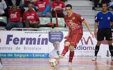 El cierre Piqueras, del Pozo, a un paso de firmar por el Jaén FS