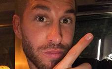 Aluvión de insultos a Sergio Ramos por la razón de su nuevo 'look'