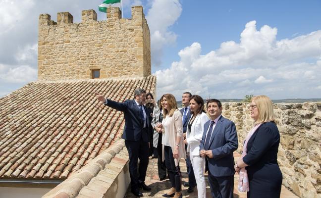 El Castillo de Lopera, una «ventana de oportunidad» tras su restauración