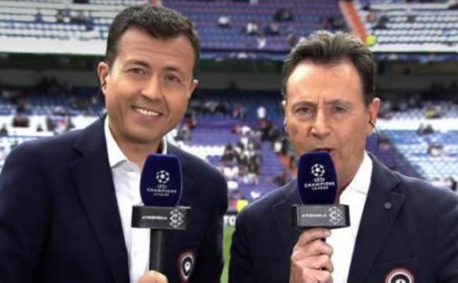 Lo que prepara Antena 3 para la final de Kiev: Real Madrid -Liverpool