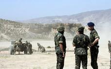 Nuevas plazas de oficiales y suboficiales de las Fuerzas Armadas