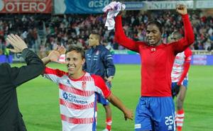 Dos exfutbolistas del Granada CF serán juzgados por amañar su carné de conducir