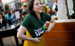 El 'sí' a la ley del aborto gana el referéndum irlandés