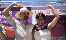 Podemos e Izquierda Unida hacen público el acuerdo de confluencia en Andalucía