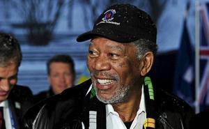 Morgan Freeman se disculpa y asegura que no agredió a ninguna mujer