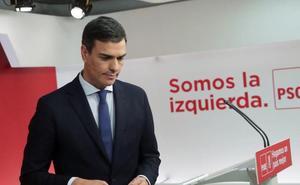 El PSOE, dispuesto a llegar a un acuerdo con Ciudadanos si ganan la moción de censura