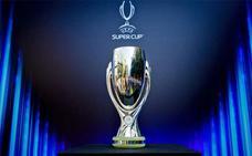 Derbi madrileño en la Supercopa de Europa