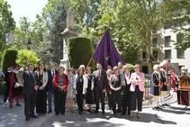 Granada homenajea a Mariana Pineda en el 187 aniversario de su muerte