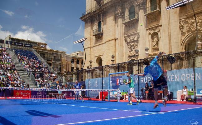 Jaén pone hoy el cierre a una intensa semana de pádel con las dos finales del WPT