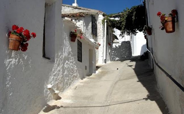 Alcudia de Monteagud, buenas vistas y un notable patrimonio