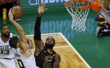 Los Cavaliers revalidan el título en el Este y repetirán final