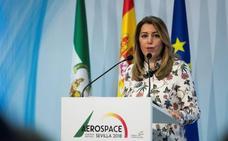 Susana Díaz: «Rajoy y el PP están inhabilitados para seguir en el Gobierno»
