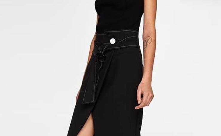 La alternativa para el verano a la falda de Ivanka Trump que se encuentra en Zara
