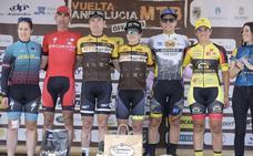 María Díaz, del Bikes Armilla, se proclama vencedora de la Vuelta a Andalucía MTB