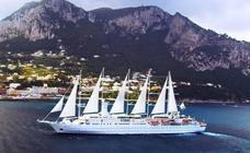 Un velero de lujo hace escala este viernes en Almería