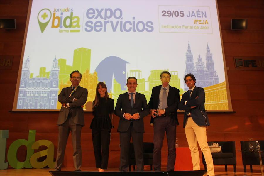 Un 'festival' para los farmacéuticos con sede en Jaén