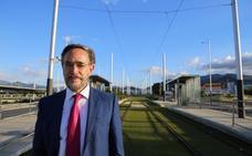 «El tranvía puede circular a final de año»