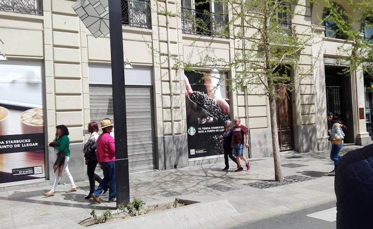 Así es el local de Starbucks que abre en Granada
