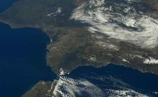 La impactante imagen de España desvelada por un astronauta enamora a la Red