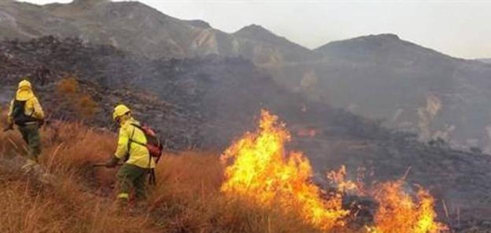 Prohibido encender fuego en el monte a partir de mañana