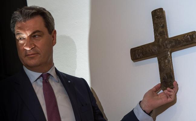 Polémica por los crucifijos en lugares oficiales. ¿Qué se esconde tras esta medida?
