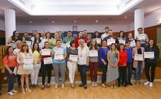 Setenta motrileños aprenden inglés y francés gracias a los cursos municipales