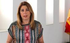 Susana Díaz: «Se abre una nueva etapa para España y Andalucía»
