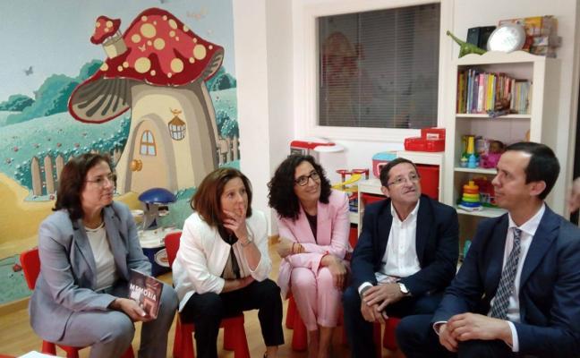 La Junta insiste en que España y la UE «miran para otro lado» ante la inmigración de menores