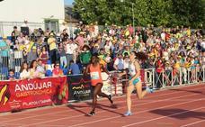 Laura Bueno gana en Andújar con la mejor marca española del año