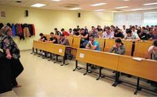 La oposición para cubrir más de 20 plazas de bombero en Jaén continúa este mes con las pruebas físicas